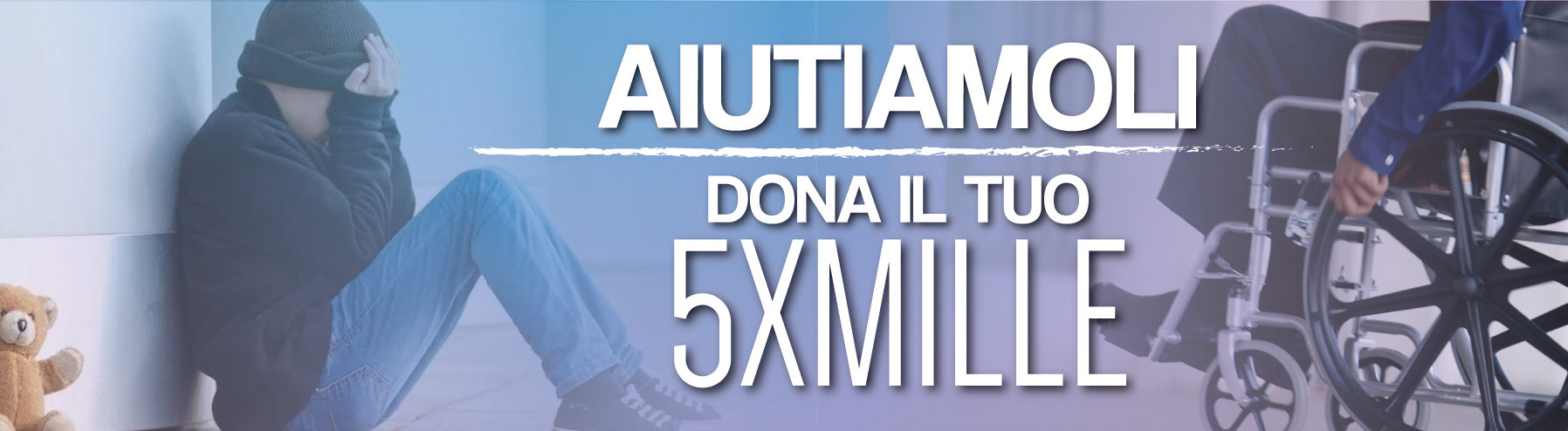 donazioni;aiutare;onlus;viediluce,5x1000;famiglie povere